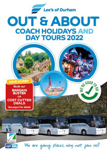 Lee's Coaches Excursion and Holiday Brochure 2021